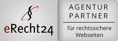 Webservice Stefan Ridder ist Agenturpartner erecht24